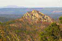 Forked Mountain, Arkansas