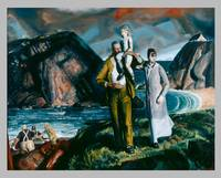 George Bellows, Fisherman's Family (1923)