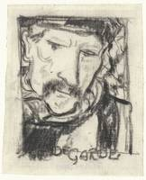 Garda, Richard Roland Holst, 1878 - 1938