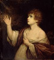 Joshua Reynolds - The Calling of Samuel - before 1