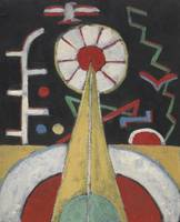 Berlin Series No. 1 by Marsden Hartley
