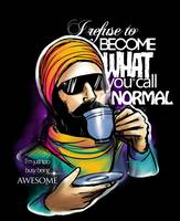 Too Awesome to be Normal