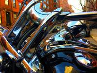 Photo Cold Chrome New York