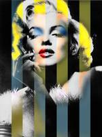 Marilyn Monroe Stripes