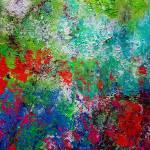 """Abstract Garden"" by RDRiccoboni"
