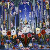 Flowers, Italy by Joseph Stella