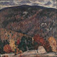 Landscape No. 25 , Marsden Hartley
