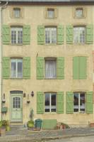 French House-Front