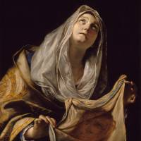 """Mattia Preti - Saint Veronica with the Veil"" by artisticrifki"