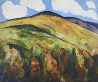 Mountains No. 22 by Marsden Hartley