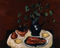 New England Still Life by Marsden Hartley