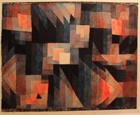 Paul Klee - Gradation, Red-Green (Vermillion) - 19