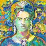 """Yellow Frida"" by RDRiccoboni"