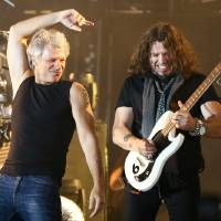 Jon Bon Jovi, Phil X Art Prints & Posters by Debby Wong