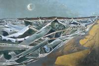 Paul Nash, Totes Meer (Dead Sea) (1940-41