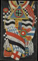 Portrait of a German Officer, Marsden Hartley