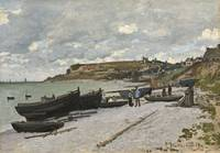 Sainte-Adresse - Claude Monet