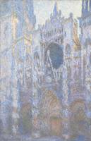 Rouen Cathedral, West Façade - Claude Monet