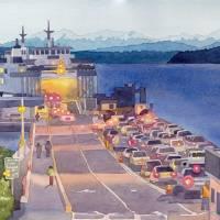 """Night Ferry"" by studiobythesound"
