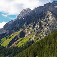 Mountain Highlights by Roger Dullinger