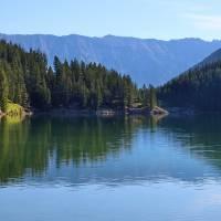 Johnson Lake - Canada by Roger Dullinger