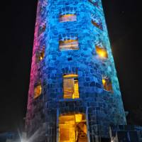 Enger Tower by Lisa Rich