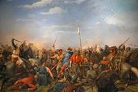 Battle of Stamford Bridge by Peter Nicolai Arbo 18