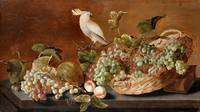 Roelof Koets, attributed to - Still life with parr