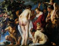 Jacob Jordaens - Allegory of Fertility 1618-28