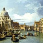 Canaletto – The Entrance to the Grand Canal, Venic Prints & Posters