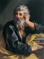 Saint Mark the Evangelist ca. 1655 - 1660 by Carlo