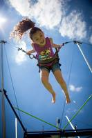 Bungee Swing Girl