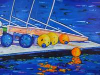 sailboat day - christi dreese