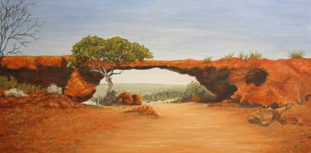 London Bridge (Sandstone WA)