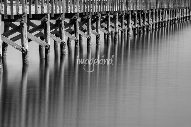 Gulf Fishing Pier, Fulton, Texas II