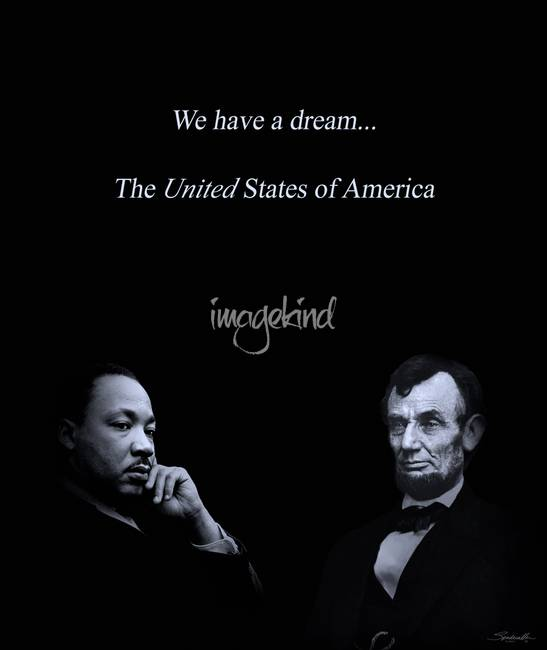 We Have A Dream