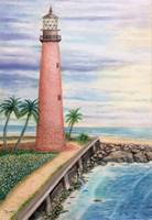 Old Cape Florida Lighthouse