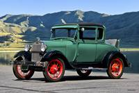 1929 Ford Model A 'Rumble Seat' Coupe I