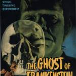 HALLOWEEN GHOST OF FRANKENSTEIN CLASSIC  POSTER Prints & Posters