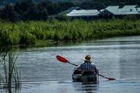 Kayak in the Delta