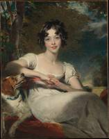 Sir Thomas Lawrence, Lady Maria Conyngham (died 18