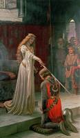 The Accolade, by Edmund Leighton