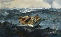 The Gulf Stream, by Winslow Homer