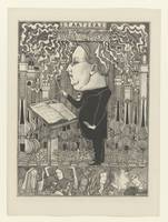 The Treasury, Jan Toorop, 1868 - 1928