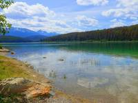 Jasper National Park - Patricia Lake