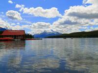 Jasper National Park - Maligne Lake