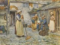 Walter Langley, R.I. 1852-1922 AN AUTHORITY