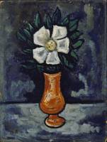 White Flower , Marsden Hartley