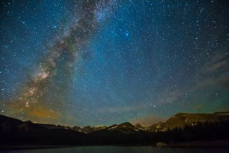 Colorado Milky Way Kinda Night