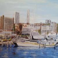 Rushcutters Bay, Sydney Art Prints & Posters by Carmen Iglesias